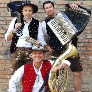 partyband trio münchen