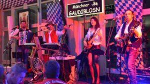 bayrische band partyband sängerin